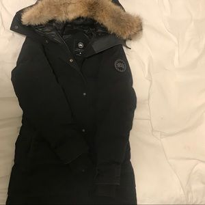 Canada Goose XS Black Label